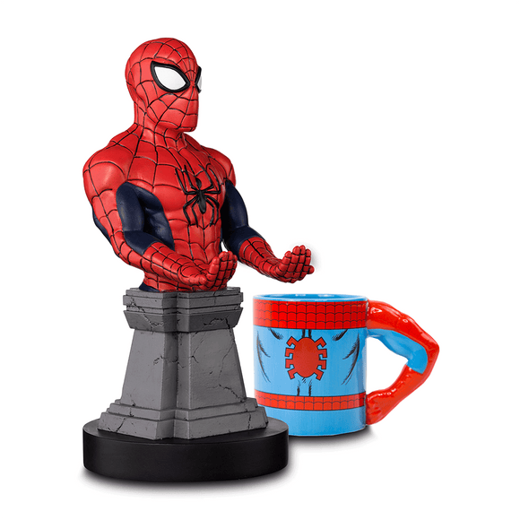 Spider-Man Cable Guy + Mug - KOODOO