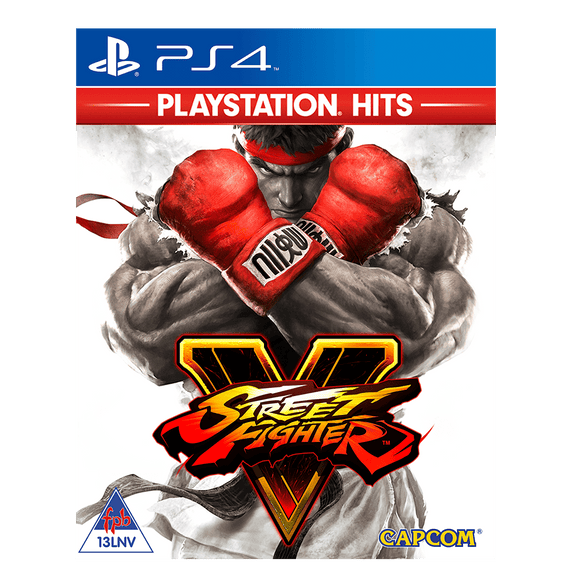 Street Fighter V (PS4 Hits) - KOODOO