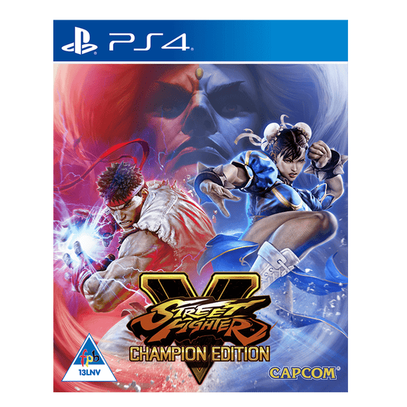 Street Fighter V Champion Edition (PS4) - KOODOO