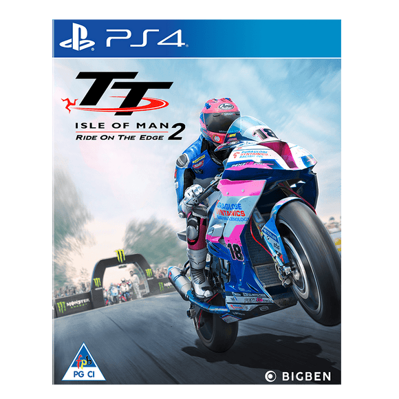 TT Isle Of Man 2 (PS4) - KOODOO