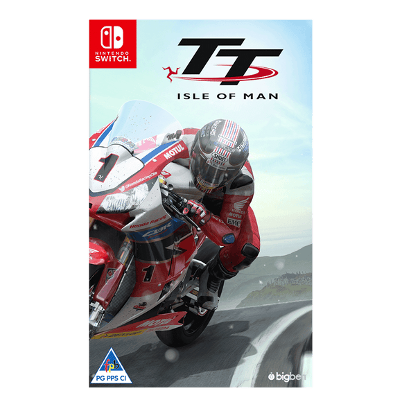 TT Isle of Man (NS) - KOODOO
