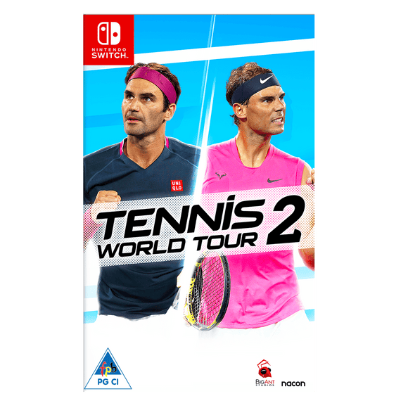 Tennis World Tour 2 (NS) - KOODOO