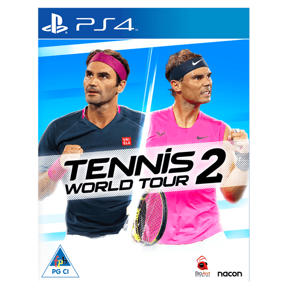 Tennis World Tour 2 (PS4) - KOODOO