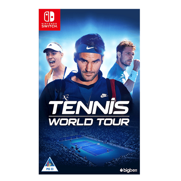 Tennis World Tour (NS) - KOODOO