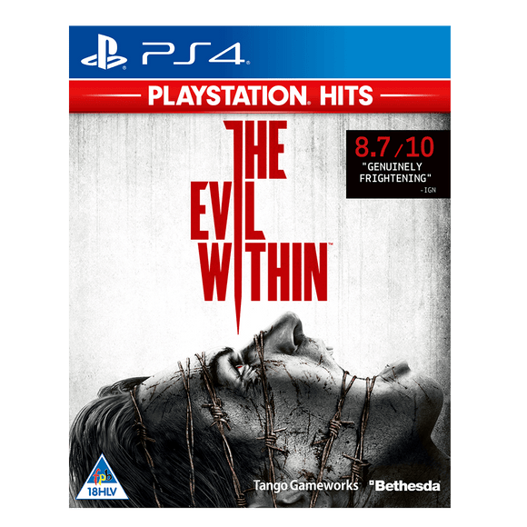 The Evil Within (PS4 Hits) - KOODOO