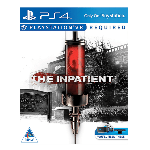 The Inpatient (PSVR) - KOODOO