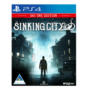 The Sinking City - Day One Edition (PS4) - KOODOO