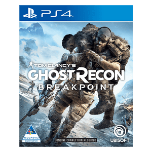 Tom Clancy's Ghost Recon: Breakpoint (PS4) - KOODOO