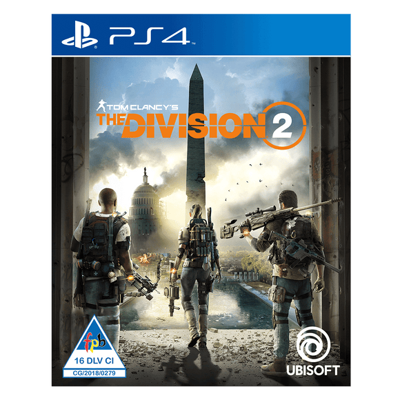 Tom Clancy's: The Division 2 (PS4) - KOODOO
