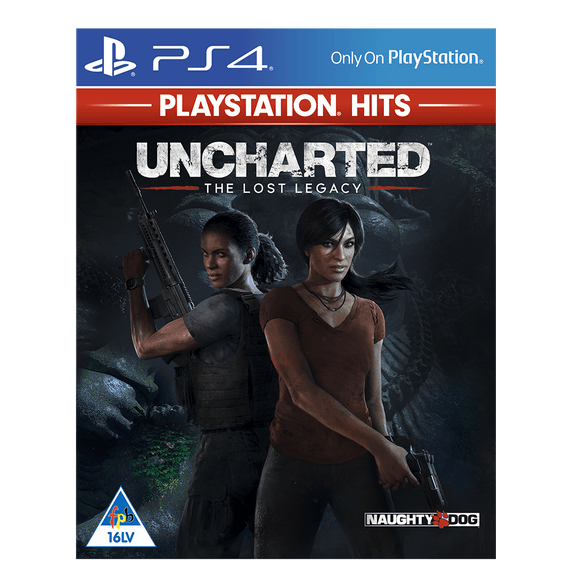 Uncharted The Lost Legacy (PS4 Hits) - KOODOO