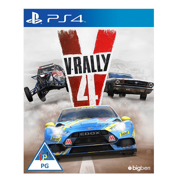 V Rally 4 (PS4) - KOODOO