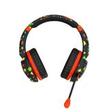 Vibe Flo Grey Multiformat Gaming Headset - KOODOO