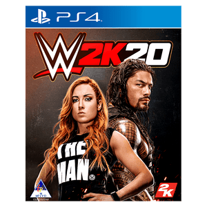 WWE 2K20 (PS4) - KOODOO
