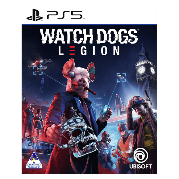 Watch Dogs Legion (PS5) - KOODOO