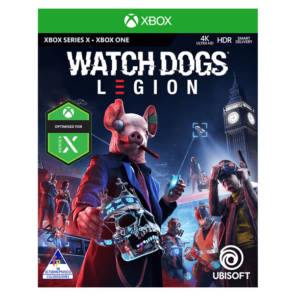 Watch Dogs Legion (XB1) - KOODOO
