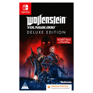 Wolfenstein: Youngblood Deluxe (NS) - Digital Download Only - KOODOO