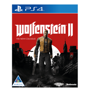 Wolfenstein II: The New Colossus (PS4) - KOODOO