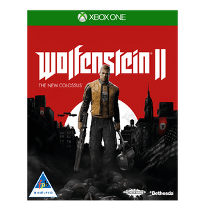 Wolfenstein II: The New Colossus (XB1) - KOODOO