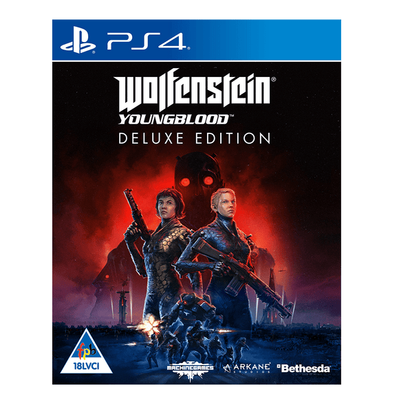 Wolfenstein: Youngblood Deluxe (PS4) - KOODOO