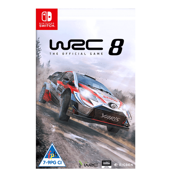World Rally Championship 8 (NS) - KOODOO
