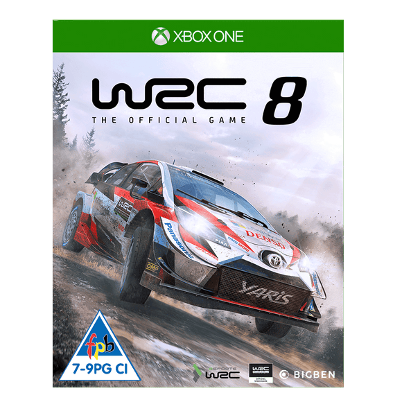 World Rally Championship 8 (XB1) - KOODOO