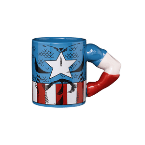 Captain America Arm Mug - KOODOO