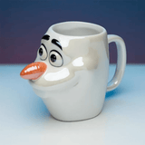 Frozen 2 Olaf Shaped Mug - KOODOO