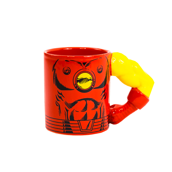Iron Man Arm Mug - KOODOO