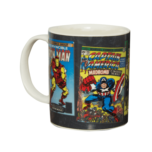 Marvel Comics Heat Changing Mug - KOODOO