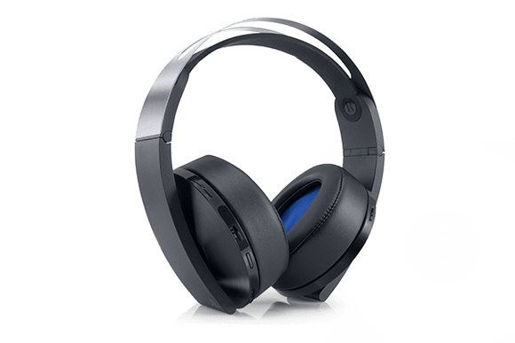 PS4 Platinum Wireless Headset - KOODOO