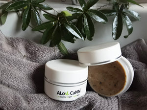 Cannabis African Black Soap
