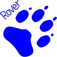 Load image into Gallery viewer, Dog Paw Print