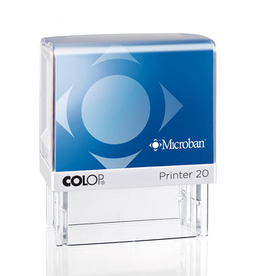 Colop Microban Printer 20 (38 x 14mm)