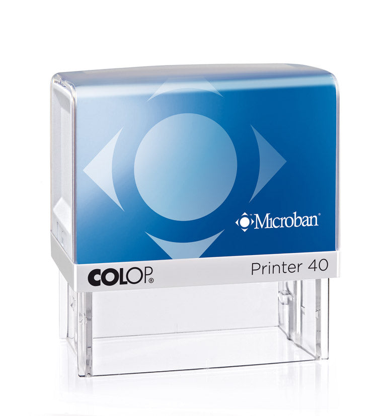 Colop Microban Printer 40 (59 x 23mm)