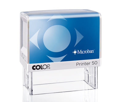 Colop Microban Printer 50 (69 x 30mm)