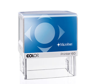 Colop Microban Printer 60 (76 x 37mm)