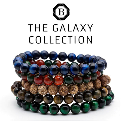 10 bracelets from 'The Galaxy' collection - Braceletts.eu