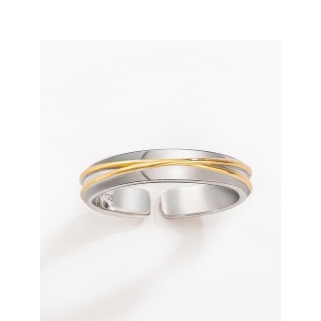 A Golden Orb: The Rings (for couples) - Braceletts.eu