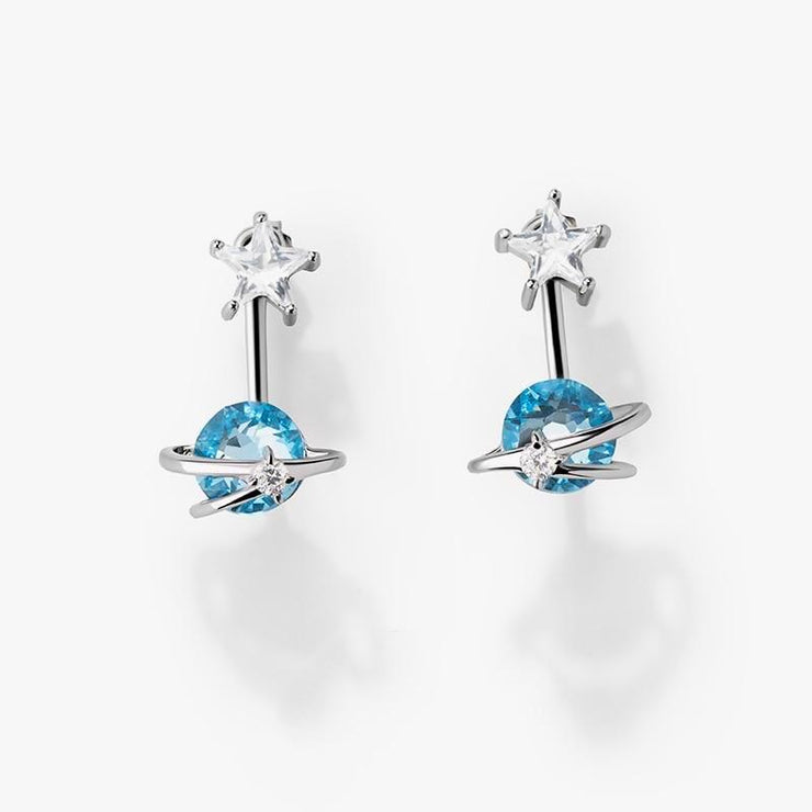 Crystal Planet: The Earrings - Insignia Jewels
