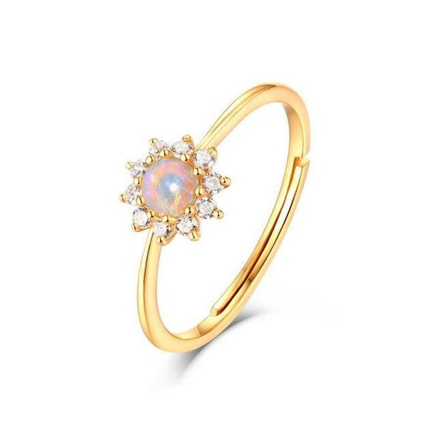 Frozen Star (14Kt Gold/Platinum Plated S925) - Braceletts.eu