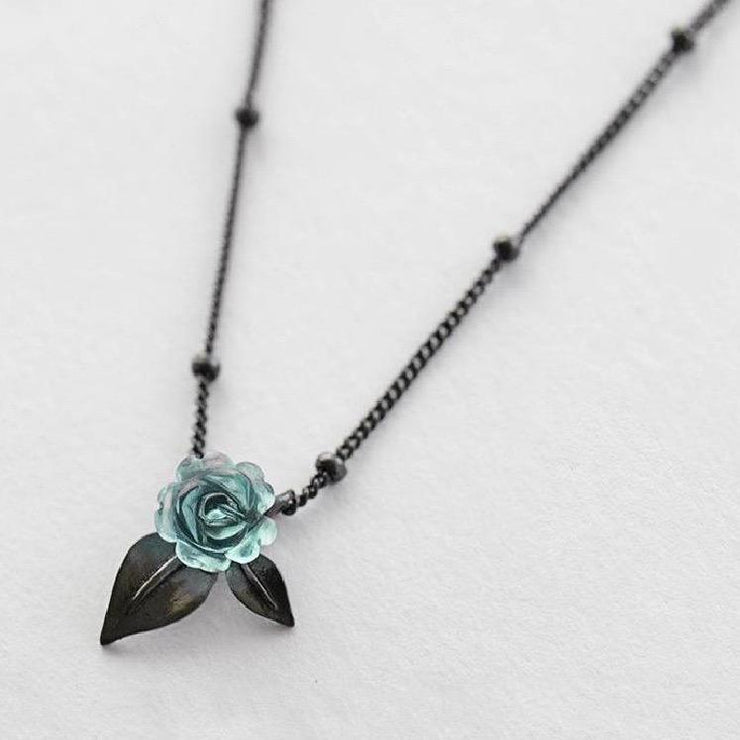 La Rose Noire: The Necklace - Insignia Jewels