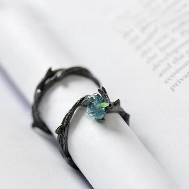 La Rose Noire: The Rings (for couples) - Insignia Jewels
