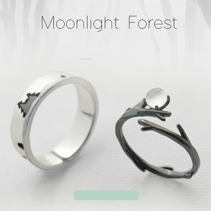 Lampyrid: The Rings (for couples) - Braceletts.eu