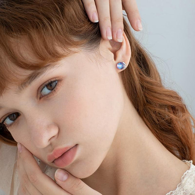 Mesmerizing Galaxy: The Earrings - Braceletts.eu