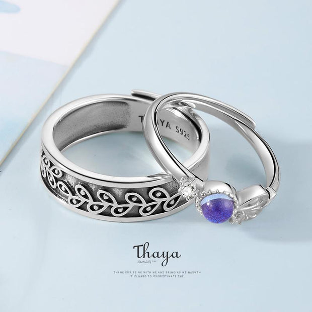 Mesmerizing Galaxy: The Rings (for couples) - Braceletts.eu
