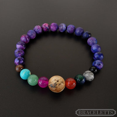 ★ NEW ★ The Galaxy v3 - Purple Limited Edition - Braceletts.eu