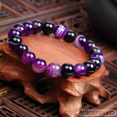 Purple Sky: The Bracelet - Braceletts.eu