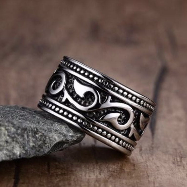 {SS} Vintage Dragon Ring - Braceletts.eu