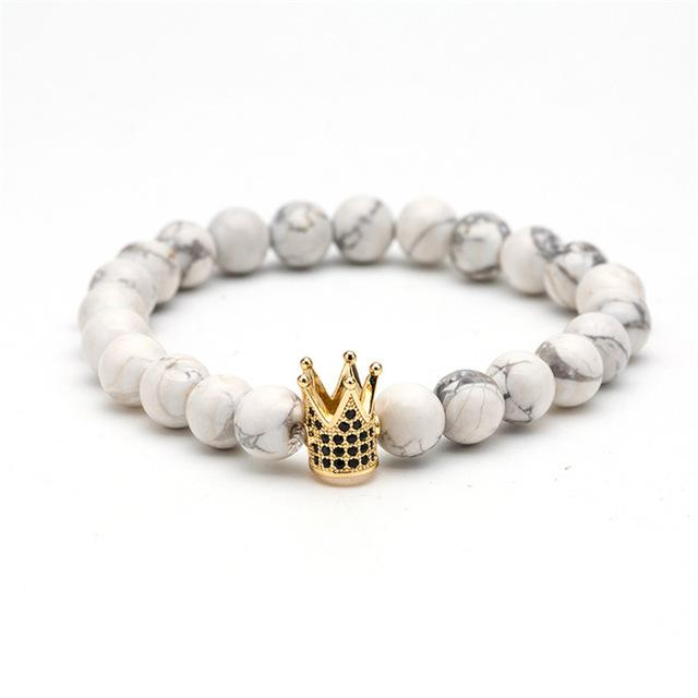 The King - Limited Marble Edition - Braceletts.eu