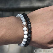 ♡ The Original Crown Bracelets for Couples ♡ - Braceletts.eu
